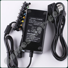 110-220v AC To DC 12V/15V/16V/18V/19V/20V/24V Laptop Charger Adapter 96W Universal Laptop PC Netbook Power Supply Charger
