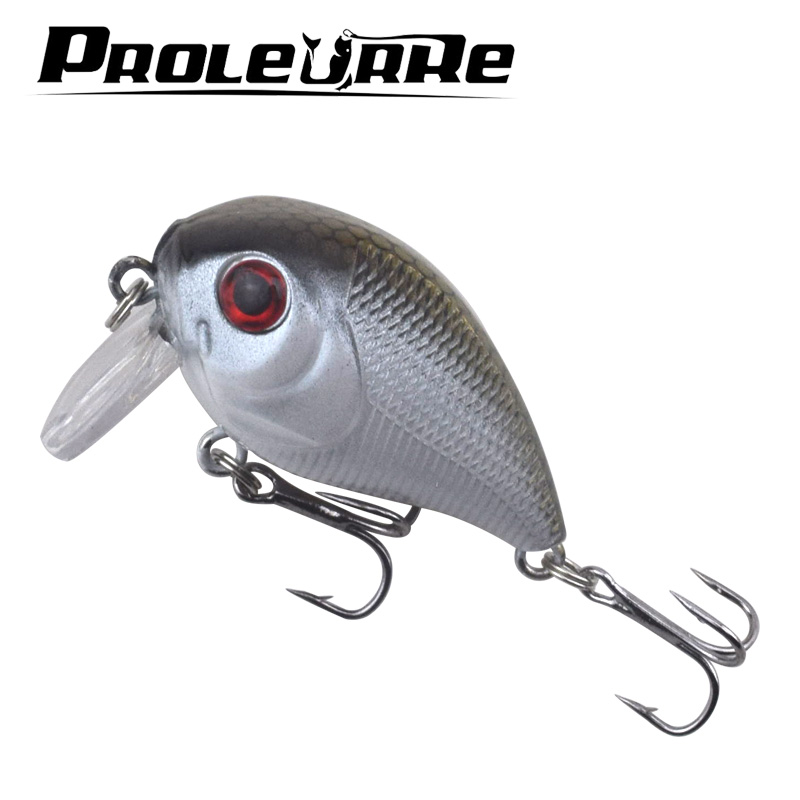 Proleurre 1Pcs 4cm 8g Topwater Minnow Fishing Lures Artificial Japan Hard bait Crankbait Pesca Floating Wobblers Fishing Tackle fishing lure blank crankbait unpainted hard bait 4cm 4 2g fishing tackle upc703p10