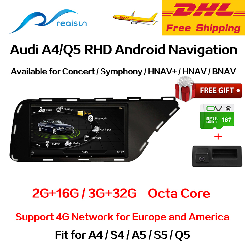 ⑥ Low price for navigation system audi and get free