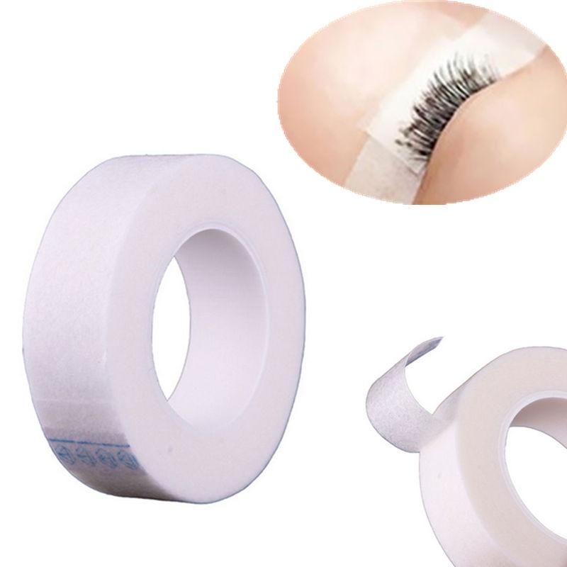 3 Rolls Individual Eyelash Extension Tools Supply Medical Tape Women False Eyelashes Makeup Tools
