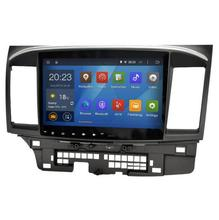 Quad Core 1024*600 Android 5.1.1 Fit Mitsubishi LANCER 2006 2007 2008 2009 2010 2011-2014 Car NO DVD Player GPS Navigation Radio