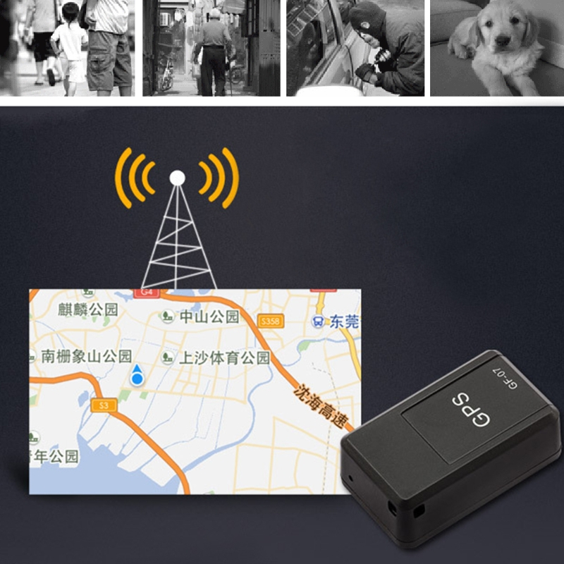 Global font b GPS b font Tracker font b GPS b font 3LBS Positioning Function 4
