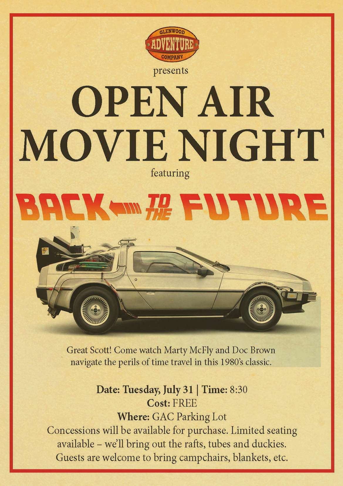 HTB1MESOc9MmBKNjSZTEq6ysKpXat Sci-fi Back to The Future Film Propaganda Retro Kraft Poster Decorative DIY Wall Canvas Sticker Home Bar Art Posters Decor