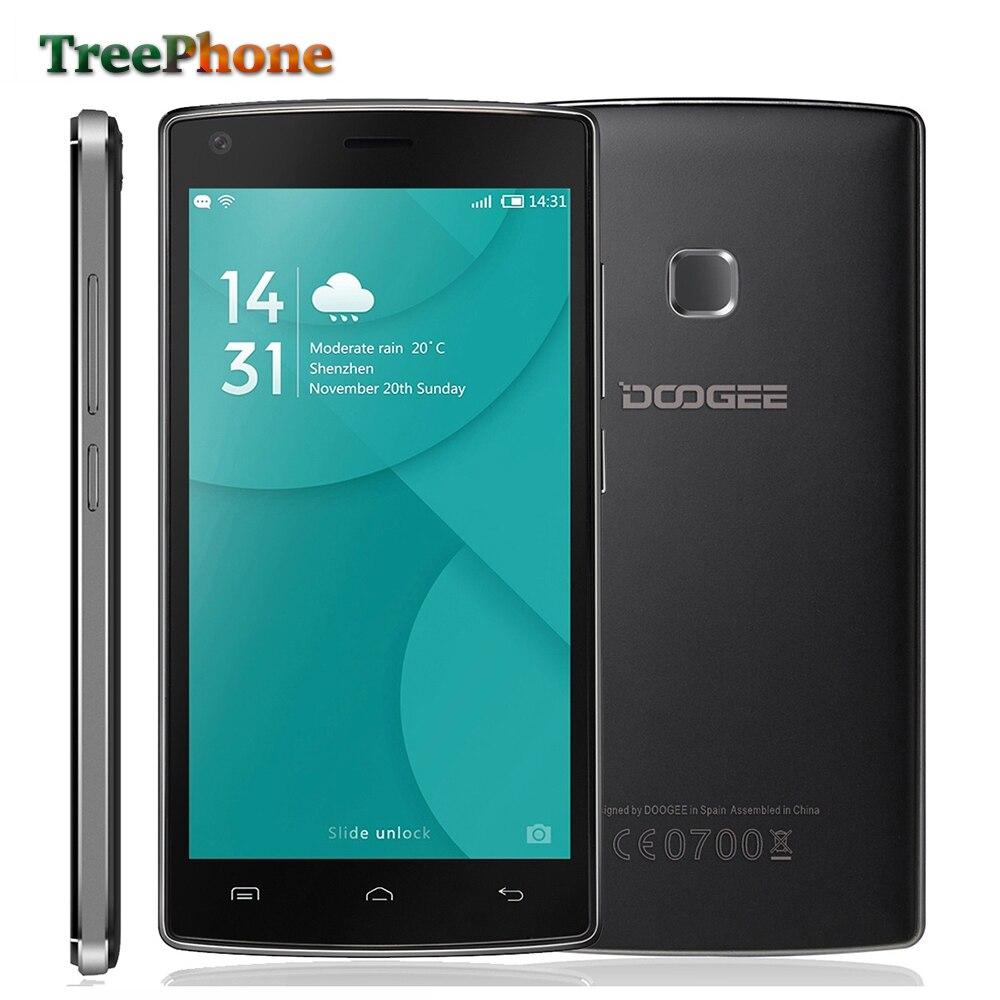 bilder für Doogee x5 max pro 5,0 zoll hd 4g smartphone mtk6737 quad Core 2 GB RAM + 16 GB ROM Handy 8.0MP 4000 mAh Handy Fingerprint