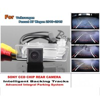 For Volkswagen VW Passat B7 Wagon Car Back Up Parking Camera Integrative Dynamic Path Japan Imports