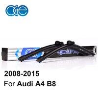 2Pcs 24 20 Windscreen Wiper Blade For AUDI A4 B8 Brush 2007 2008 2009 2010 2011