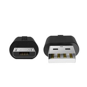 Image 3 - CHOETECH 10 יח\חבילה מיקרו USB כבל 5V 2.4A מיקרו USB נתונים סנכרון וטעינה נייד טלפון כבלי 1.2M עבור אנדרואיד טלפון Tablet