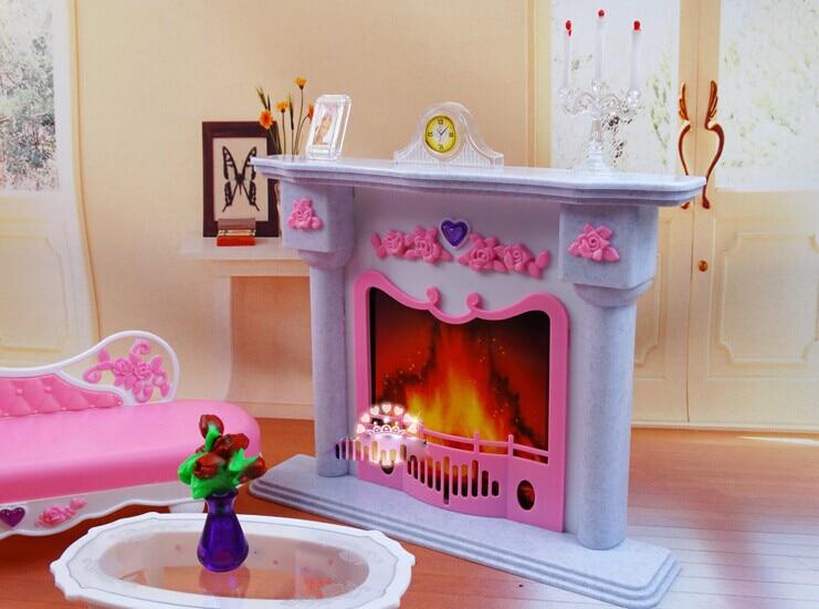 Aliexpress.com : Buy Fireplace + Tea Table + Long Chair Set ...