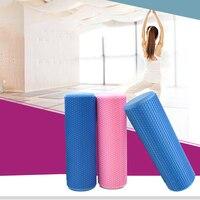 45*15 cm הכושר גופני חדר כושר נקודה צפה yoga רולר קצף כושר עיסוי פיזיו yoga טור t28