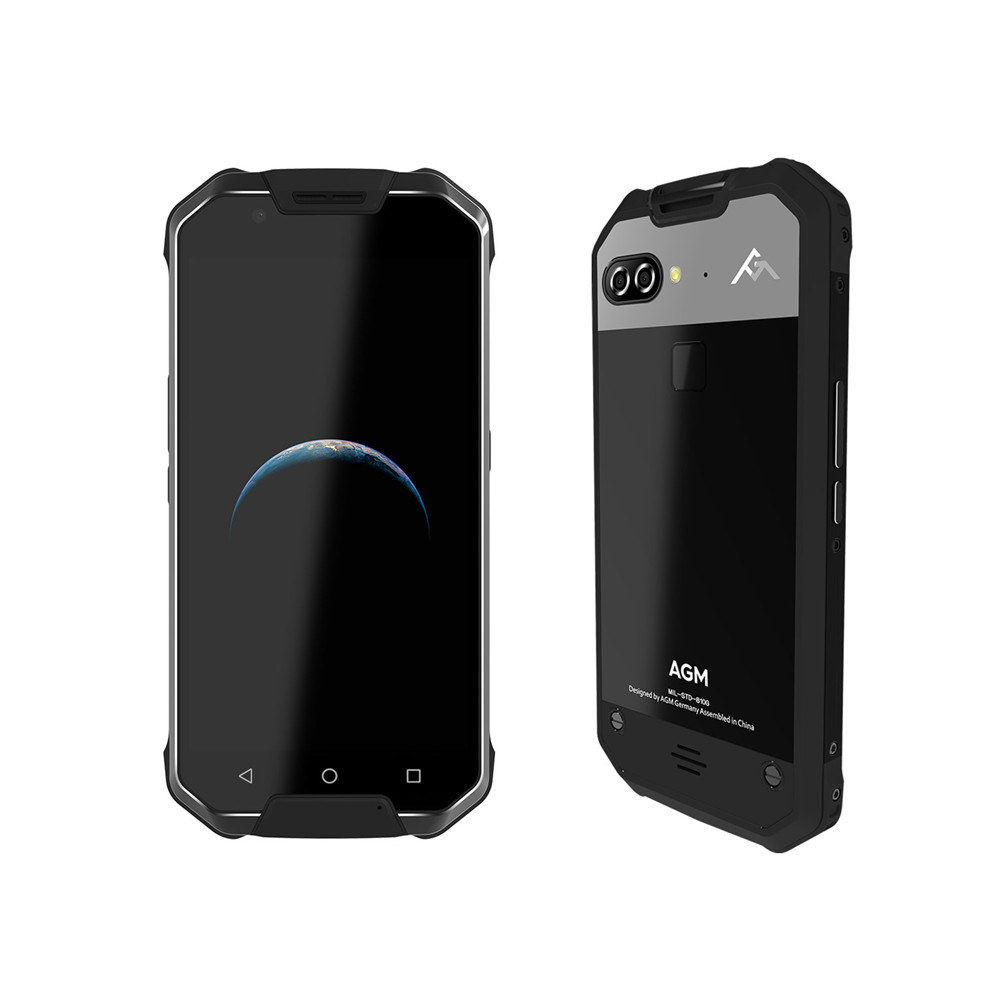 """Image 5 - New AGM X2 SE IP68 Waterproof Phone 6GB 64GB Snapdragon 653 Octa Core 5.5"""" 16MP+12MP Android 7.0 NFC Fingerprint SmartPhonefingerprint smartphonewaterproof phoneocta core -"""