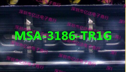 Бесплатная доставка! 20 шт MSA-3186-TR1G MSA-3186 SMT-86 РЧ-усилитель