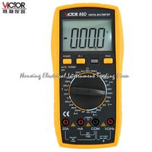 4-8 days up Victor VC88D Digital Multimeter, Full function protection, anti-high voltage circuit design, Backlight, lager LCD