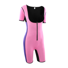 hot deal buy body shaper slimming bodysuits fitness body training clothing push up waist trainer women shapers bodysuits for swimming sports