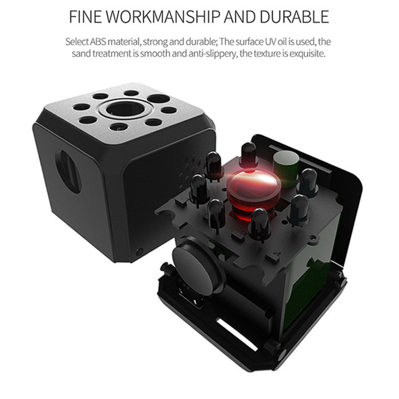 IDV015 Mini Camera HD 1080P Night Vision Motion Detection Mini Camcorder Home Sercurity IR DVR DV Micro Cam PK SQ12 SQ11
