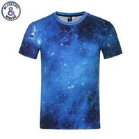 Mr 1991INC Space Galaxy T Shirt For Men Women 3d T Shirt Funny Print Cat Horse