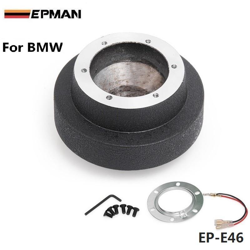 Prix pour EPMAN-HUB ADAPTATEUR PATRON KIT Pour BMW E46 M3 AFTERMARKET VOLANT ADAPTE MOMO/NRG NOUVELLE EP-E46