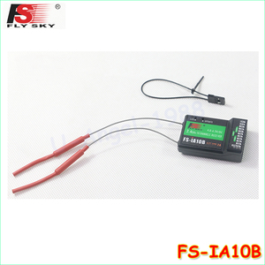 Image 5 - Flysky FS I6S 10ch 2.4G AFHDS 2A RC Transmitter Control w/ FS iA6B FS iA10B Receiver For RC Helicopter VS FS i6