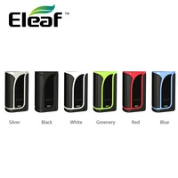 Original Eleaf IKuun i200/iKuu I200 TC Box MOD w/ Built in 4600mAh Cell & 0.96 inch Display Max 200W Output Huge Power Vape Mod