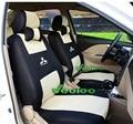 (Delantero y trasero) de coche cubre universal cubiertas de coche para mitsubishi lancer 10 asx pajero lancer galant 9 accesorios deportivos pajero 4
