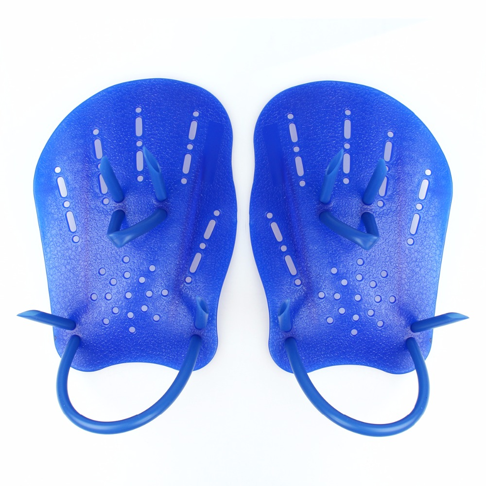 COPOZZ New Silicone Hand Swimming Trax Paddles Fins Flippers Webbed Training Pool Diving Gloves padel Aletas Men Women kids