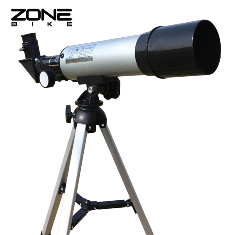 ZONEBIKE Zoom HD 90X Outdoor Space Astronomical Telescope Monocular With Tripod 360/50mm Telescopic Spotting Scope For Children цены