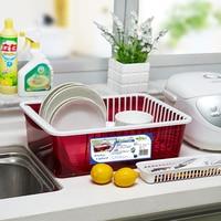 Plastic racks kitchen bowl and plate rack drip rack drainboard tableware rack free shipping