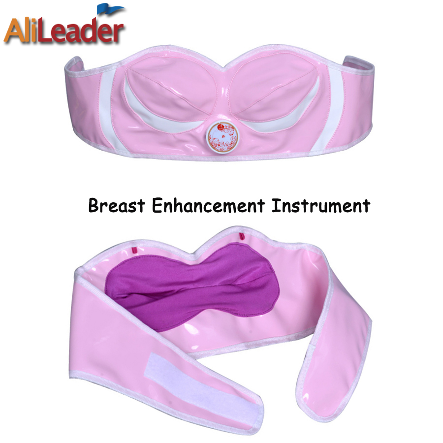 Breast Enlargement Device Health Care Beauty Enhancer Grow Bigger Magic Vibrating Massage Bra Breast Care Relax Magic Push Up 5packs breast enlargement essence oil for larger breast and breast care