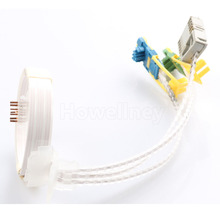 Replacecable wire loop with connector 6239T6 12275641 For Renault Com 2000 Citroen C5 C8 307 406 806 Peugeot 206