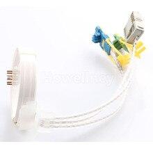 Replacecable wire loop with connector 6239T6 12275641 For Renault Com 2000 Citroen C5 C8 307 406 806 Peugeot 206 термостат kraft для peugeot citroen 307 00 406 96 c5 04 2 0i 89c