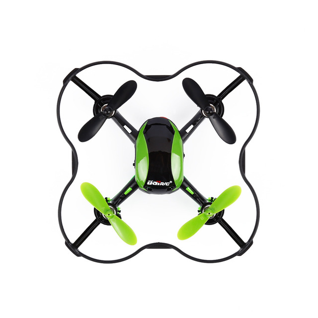 UDI RC U839 2.4G 3D Nano RC Quadcopter Professional Drones Electronic Toys GREEN