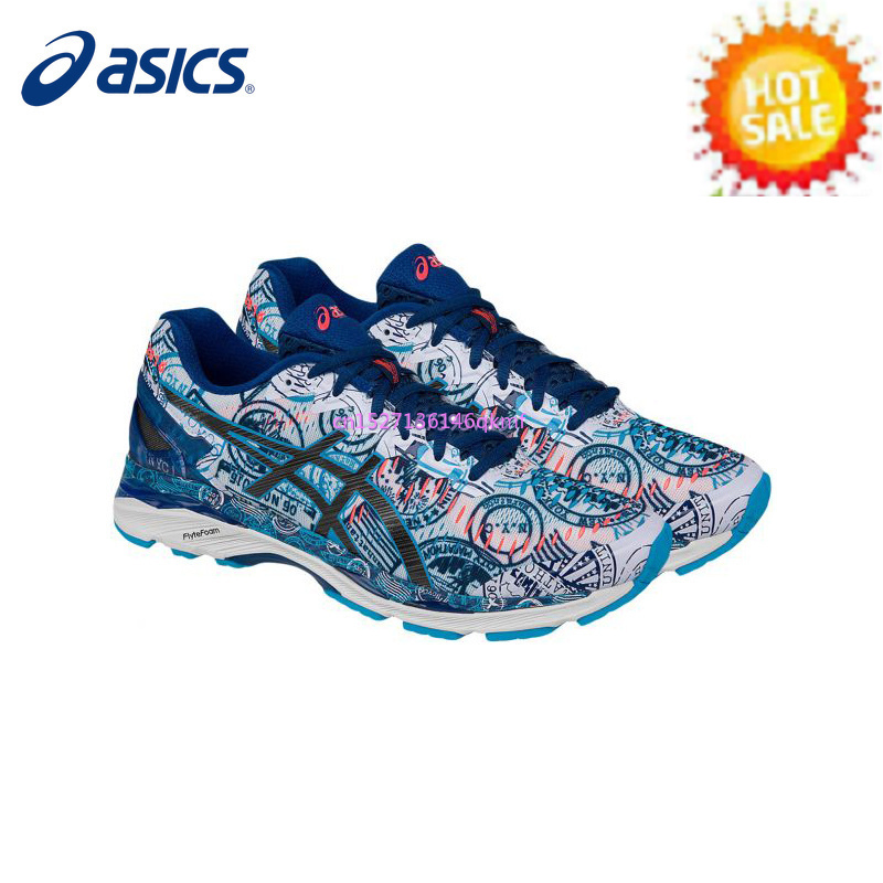Original ASICS Men Shoes GEL-KAYANO 23 Breathable Cushion Running Shoes Sports Sneakers Outdoor Athletic Comfortable Hot Sale