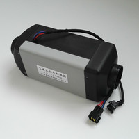 China Hot Seller 12V Dc 2kw Diesel Truck Car Air Parking Heater Similar To Webasto
