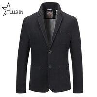 Hullshin New Outono Estilo de Negócios de Luxo Homens Blazers Terno Ocasional Set Profissional Vestido de Casamento Formal Projeto Bonito HSD320