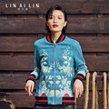 Woman's Fur Coat Leather Embroidery Clothing  Short Paragraph Sheep Shearing Coat
