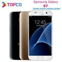Samsung Galaxy S7 G930T G930V G930A G930P Original Entsperrt 4G LTE GSM Android Handy Quad Core 5.1
