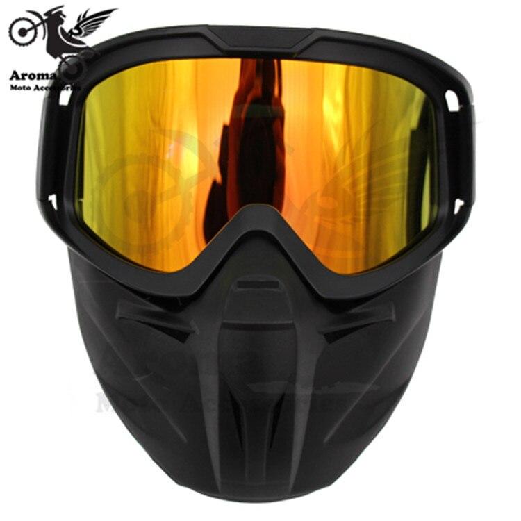 Lentille claire équitation moto pièces moto rbike lunettes pour KTM dirt pit vélo lunettes moto cross protection des yeux course moto rcycle lunettes