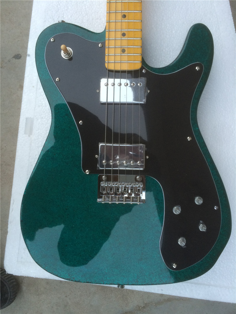 electric guitar wholsale 2016 new tl jazz guitar blue color oem electric guitar guitar in china. Black Bedroom Furniture Sets. Home Design Ideas