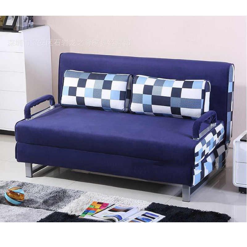 260316/1. 5 м/легко мыть/Пена губки/Складной диван-кровать/разнообразие стилей/высокая эластичность/Главная многофункциональный диван/