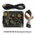 O envio gratuito de placa de desenvolvimento stm32f407vet6 Cortex-M4 STM32 sistema mínimo bordo aprendizagem placa de núcleo BRAÇO