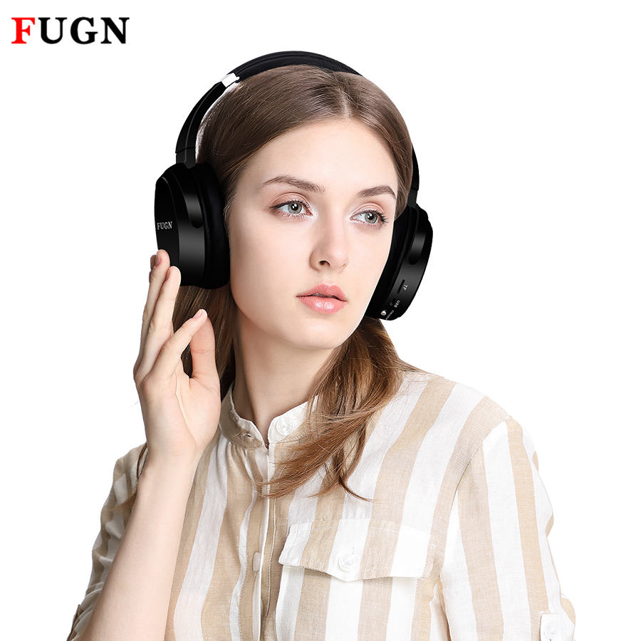 New FUGN2019Bluetooth Headset Bluetooth Earphone Hands-free Headphone Mini Wireless Headsets Earbud Earpiece For iPhone xiaomi
