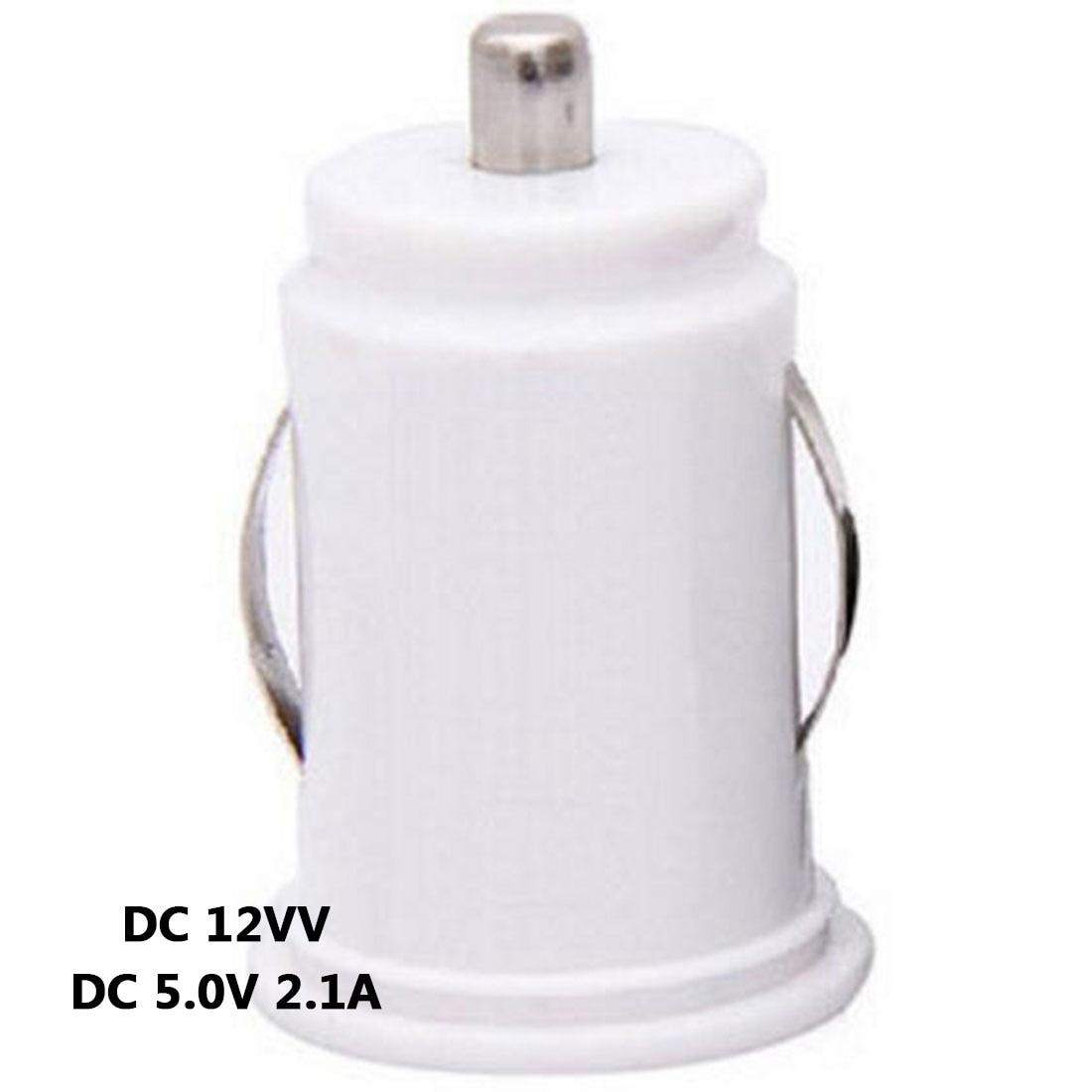 5В 2.1 а двойной USB автомобильное зарядное устройство 2 порта адаптер прикуривателя зарядное устройство USB адаптер питания для всех смартфонов