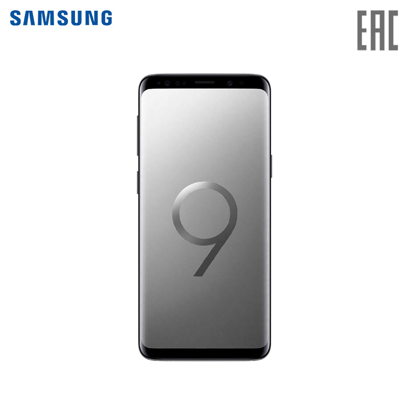 Смартфон Samsung Galaxy S9 64GB (SM-G960F) [официальная российская гарантия]
