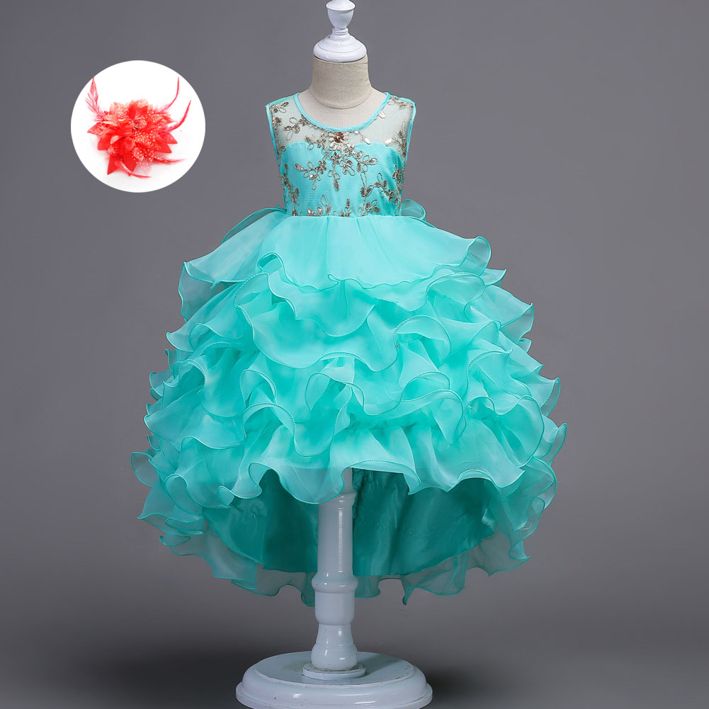 Cute Styles Little Girl Pageant Gowns and Kids Dresses for Girls Wedding 2 To 15 Years Old Child Prom Dresses China the little old lady in saint tropez