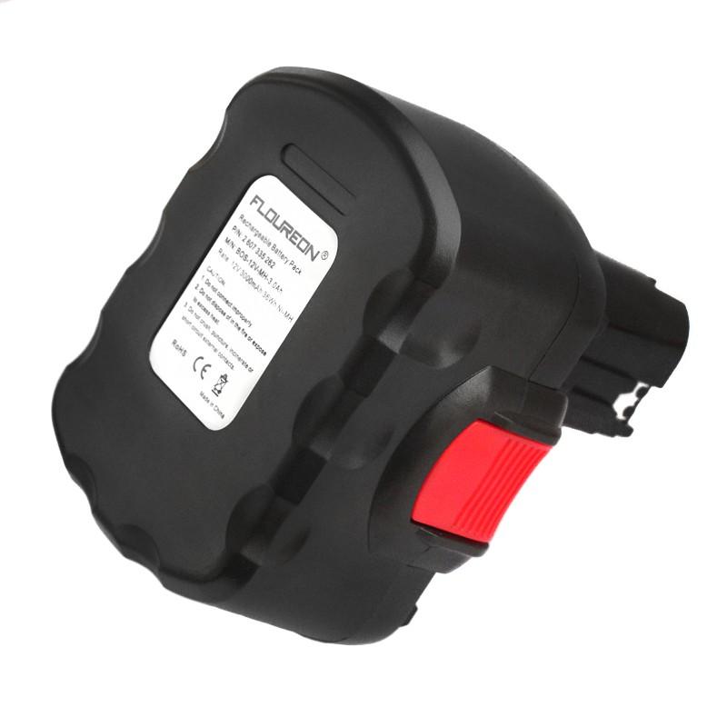 סוללה בוש Bosch 2 607 335 249 GSR PSB 12V 3.0Ah 3000mAh