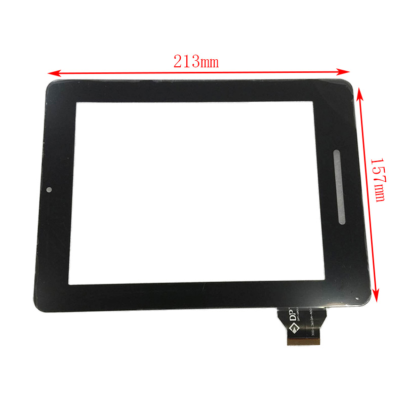 New 8 Tablet For Ritmix RMD-830 Touch screen digitizer panel replacement glass Sensor Free Shipping black new 10 1 ritmix rmd 1029 rmd1029 tablet touch screen panel digitizer glass sensor replacement freeshipping