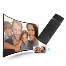 AHHROOU 2.4G Miracast Wifi Display TV Dongle Receiver 1080P HDMI Wireless AirPlay DLNA HDTV