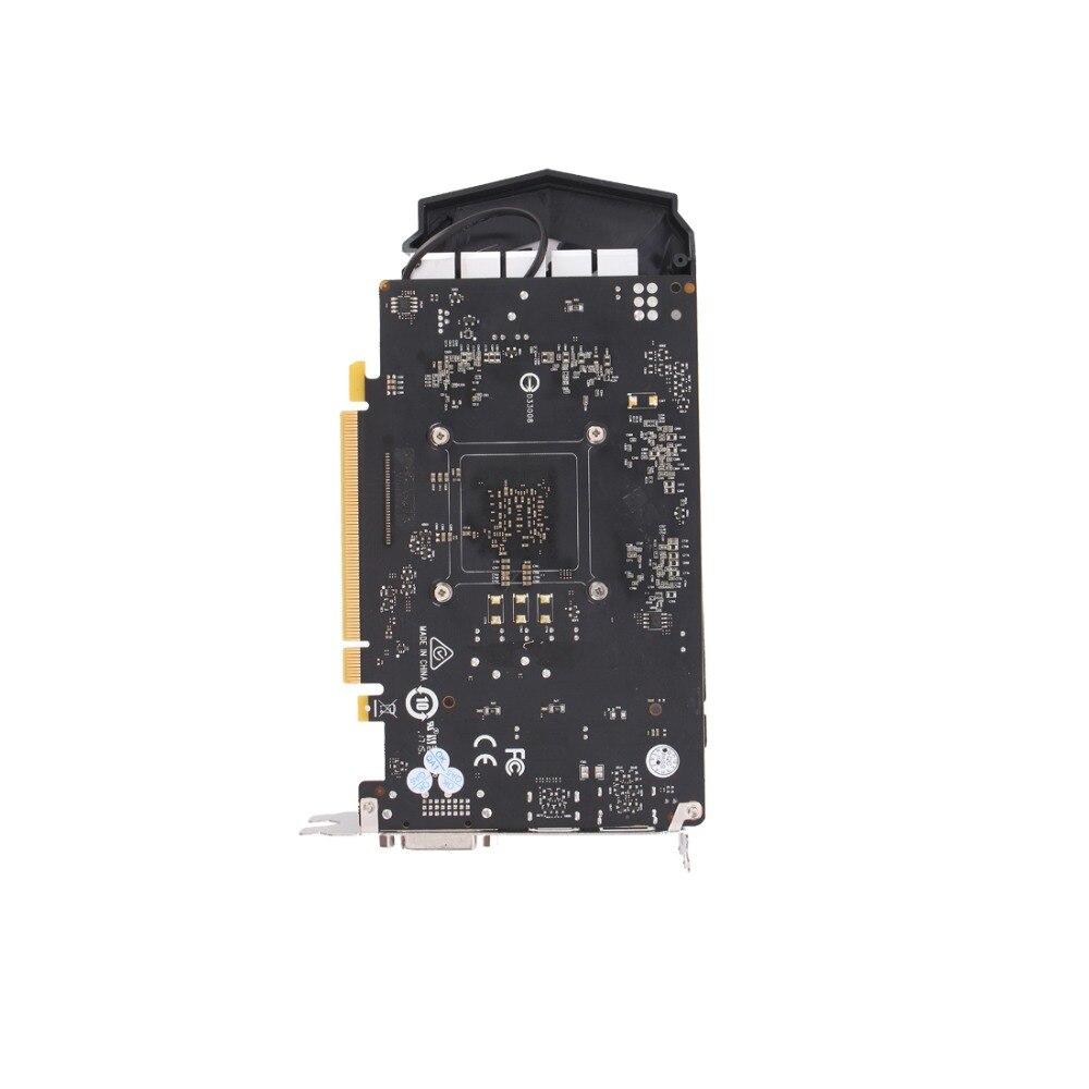 Carte vidéo VEINEDA pour carte graphique d'ordinateur PCI-E GTX1050Ti GPU 4G DDR5 pour jeu nVIDIA Geforce - 4