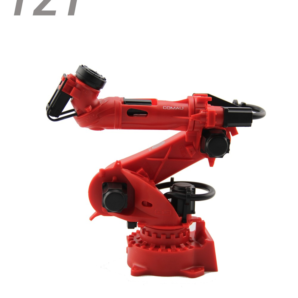 2018 NEW 1:10 COMAU 6 Axis Robot Manipulator Arm Model Vertical Multiple-joint