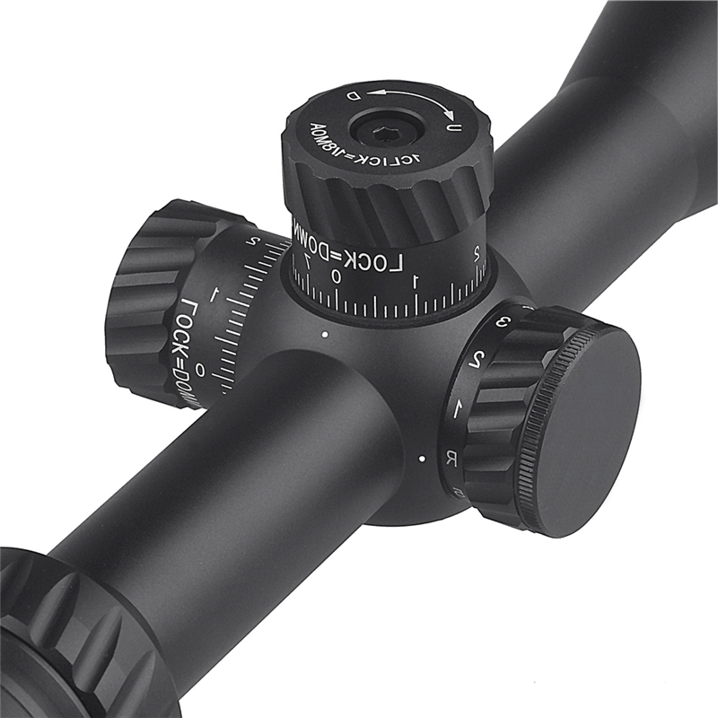 Image 5 - DDartsGO 4 16X44AOE Outdoor Hunting Riflescope Mil Dot Illuminated Reticle Tactical Optical Sights With Sunshade-in Riflescopes from Sports & Entertainment