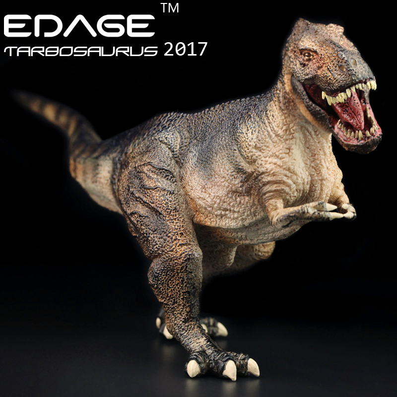 2017 New EDAGE Simulated dinosaur animal model 1:35 Tyrannosaurus Rex Children's Toys big one simulation animal toy model dinosaur tyrannosaurus rex model scene
